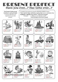 51 best present perfect u0026 past perfect images on pinterest