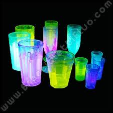 bicchieri fluorescenti bicchiere fluo 350 ml