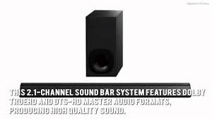 sony home theater system ht ct260h top rated sony sound bar ht ct380 review youtube