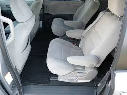 Toyota Sienna Captains Chairs 2015 Toyota Sienna Le 7 Passenger Auto Access Seat 4dr Mini Van In