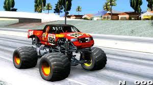 best nitro monster truck basher digital servo youtube mini nitro circus monster truck