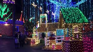 christmas lights in missouri silver dollar city christmas lights branson missouri youtube