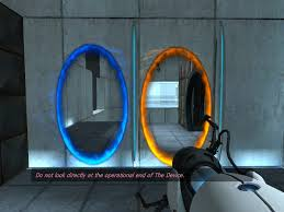 the portal exhibit in game items