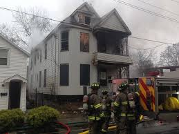 fire damages vacant home in schenectady times union