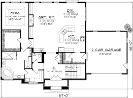 3 bedroom 2 story house plans tudor house plan 3 bedrooms 2 bath 2393 sq ft plan 7 1117