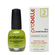 amazon com probelle nail maintenance with garlic and lime
