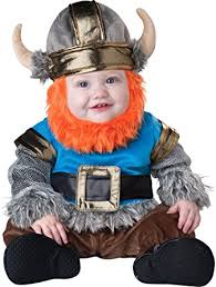 2t Boy Halloween Costumes Amazon Lil Viking Toddler Costume 18 Months 2t Toddler