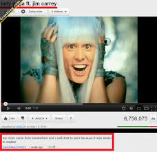 Lady Gaga Meme - lady gaga ft jim carrey giantgag