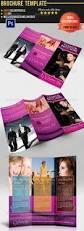 breast cancer charity event program template brochures brochure