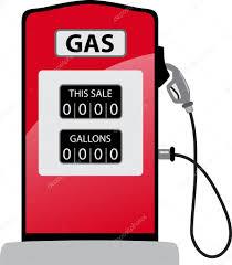 pompe essence vintage pompe à gaz vieux rouge essence carburant essence avec buse
