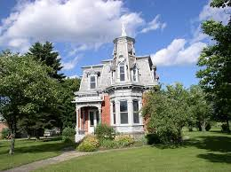 wedding cake house 1879 second empire in vassar michigan oldhouses