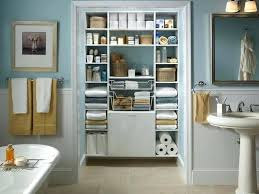 bathroom storage ideas with baskets brown stained mahogany wood