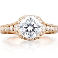 pretty rings images Tacori tacori pretty in pink collection cushion halo pave jpg