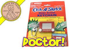 etch a sketch mini magic screen keychain toy item 571 0 basic