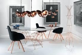 trends 2017 metallic interiors