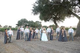 wedding party attire weddings dressed in ties by bows n ties bows n ties