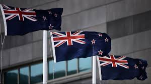 Nee Zealand Flag New Zealand Votes To Keep Its National Flag In 12m Referendum