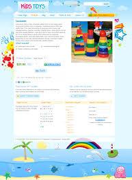 kids toys shop wordpress by dtbaker themeforest