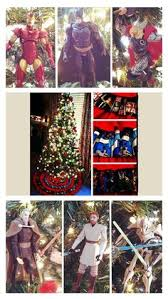 themed christmas tree