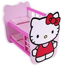 Dolls Bunk Beds Uk Hello Wooden Bunk Bed For Dolls 44 5 X 29 X 40 Cm Co
