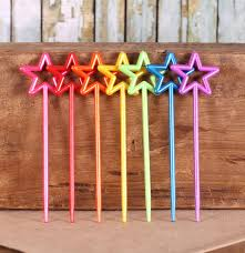 plastic fruit skewers limited edition rainbow cake pop sticks mystery bag with