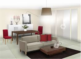 Idee Amenagement Petit Salon Salle A Manger by Marvelous Amenagement Interieur Salon Salle A Manger 3