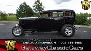 Streetside Classic Cars - 1932 ford sedan gateway classic cars chicago 1268 youtube