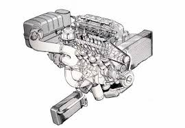 audi quattro s1 engine drawings