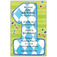 1st birthday boy one boy 1st birthday invitations paperstyle