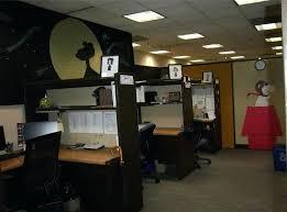 office design office cubicle halloween decoration ideas
