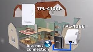 tpl 4052e trendnet tpl 4052e av 500 4 port powerline homeplug adapter single