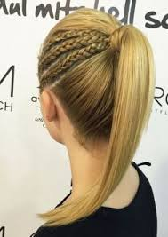 ponytail hairstyles in 2018 therighthairstyles