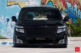 lexus ls 460 custom nissan quest on vossen vfs 1 vossen wheels