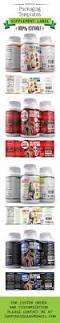 supplement label template ji 30 packaging seller