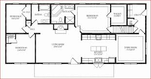 ranch style floor plans with basement ranch style homes place floor plans for small sundalefloo