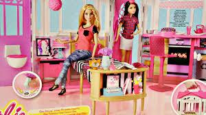 House Pl by Barbie Glam Getaway House Barbie Stylowy Domek Chf54