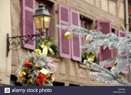 france alsace colmar christmas decorations stock photos u0026 france