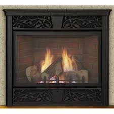 Btu Gas Fireplace - vent free fireplaces homeclick