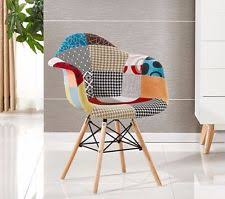 Patchwork Armchair For Sale Patchwork Chair Ebay