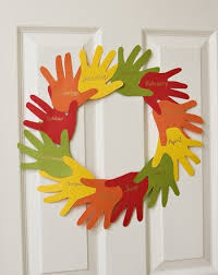 handy thanksgiving wreath thanksgiving activities and wreaths