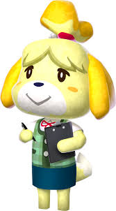 image isabelle png animal crossing wiki fandom powered by wikia