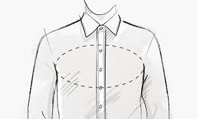 standard fit guide hamilton shirts
