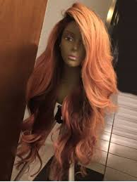 a side part with long hair and a swoop and a cross colormix long deep side part layered shaggy wavy synthetic wig