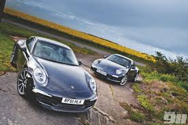 new porsche electric porsche 997 v porsche 991 head to head total 911