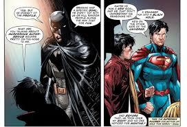 win fight superman flash