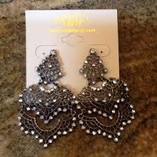 Gunmetal Chandelier Earrings 74 Off Rebecca Minkoff Handbags Rebecca Minkoff Micro Mac