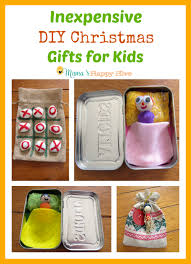handmade christmas gifts for kids home decorating interior