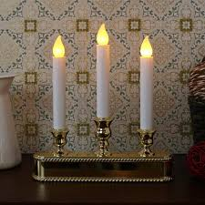 3 candle electric light electric christmas window candles christmas decor inspirations