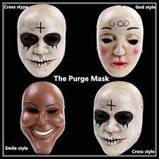 Mask Movie Halloween Costume Resin Purge Anarchy God Mask Movie Fancy Dress Child