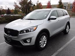 suv kia 2016 used 2016 kia sorento 2 4l lx grey for sale 23850 0 the